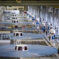 Машинный зал Богучанской ГЭС