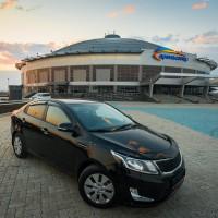 Съемка автомобиля KIA Rio