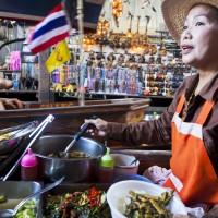 Рынок, Таиланд