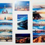 Набор открыток Красноярск